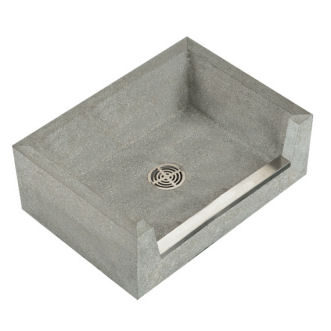 Stainless Steel Mop Sink 24x24 : TSB3010 Stockton Square Mop Service Sink - American Standard - Product ...