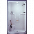 "MS-532 SERIES STANDARD SHOWER  50"" x 32"" x 87"""
